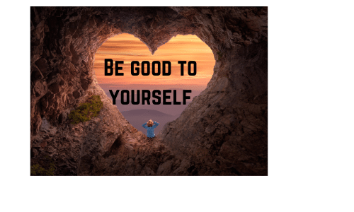 Be good to yourself, intuitively eat