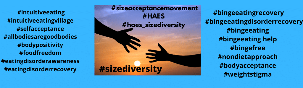 list of helpful sources for HAES Movement