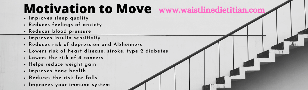 HAES motivation to move tips