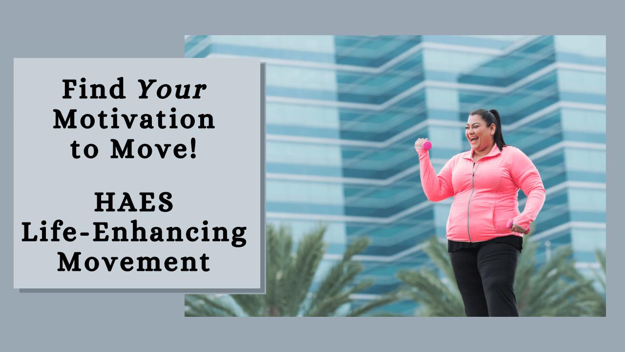 "haes movement 5th principle ""life enhancing movement. Girl exercising"